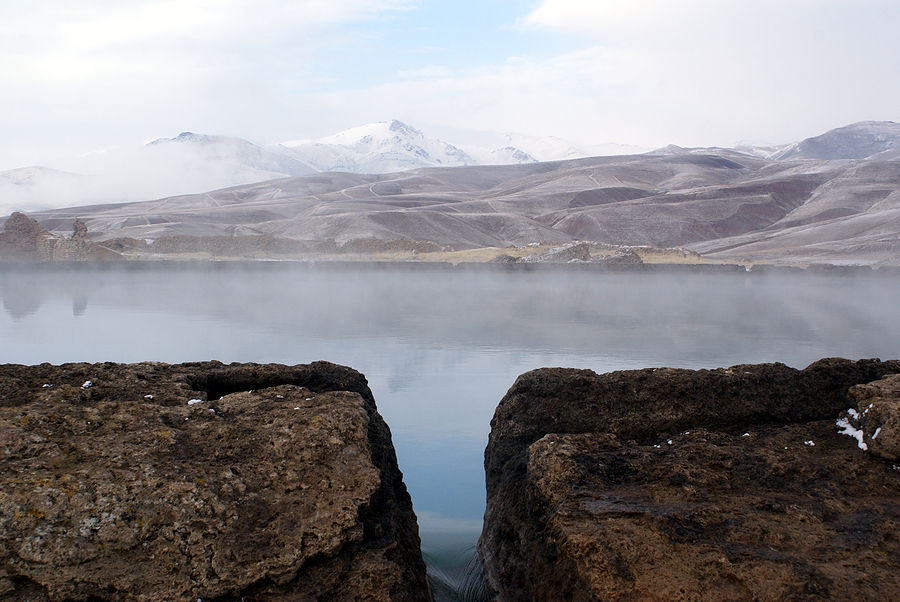 Takh E Suleiman Lake - Teheran